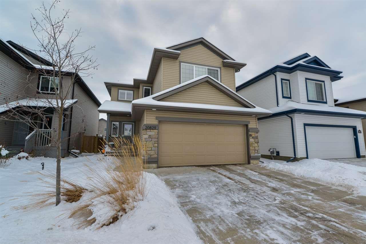 Main Photo: 20829 96A Avenue in Edmonton: Zone 58 House for sale : MLS®# E4137594