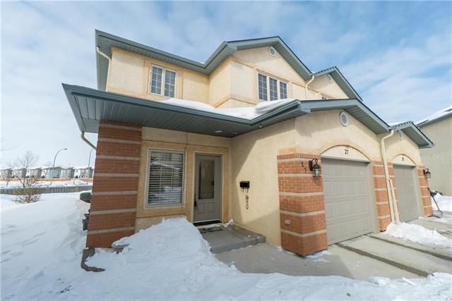 Main Photo: 27 99 Keslar Road in Winnipeg: Fairfield Park Condominium for sale (1S)  : MLS®# 1904303