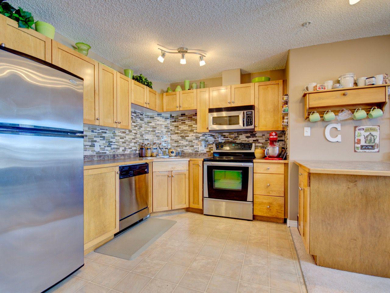 Main Photo: 418 5350 199 Street in Edmonton: Zone 58 Condo for sale : MLS®# E4147348