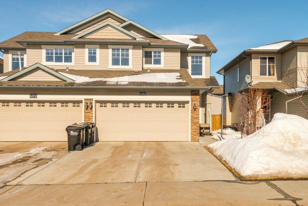 Main Photo: 6080 SUNBROOK Landing: Sherwood Park House Half Duplex for sale : MLS®# E4147462