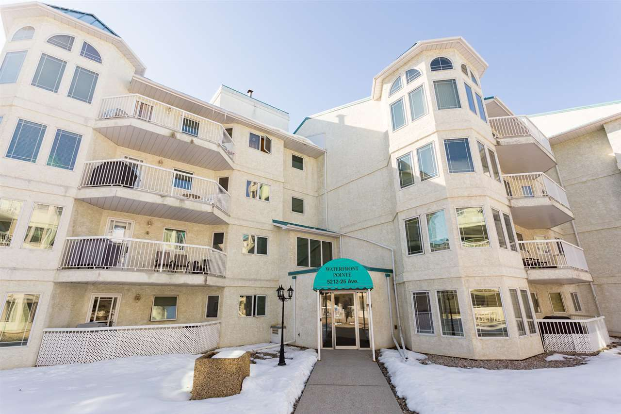 Main Photo: 208 5212 25 Avenue in Edmonton: Zone 29 Condo for sale : MLS®# E4148091