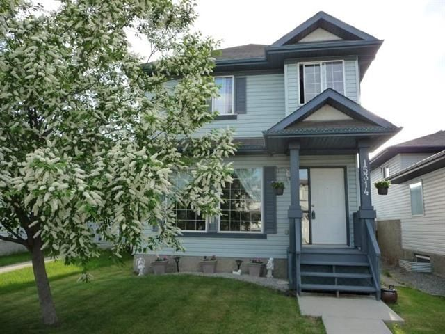 Main Photo: 15314 137A Street in Edmonton: Zone 27 House for sale : MLS®# E4152517