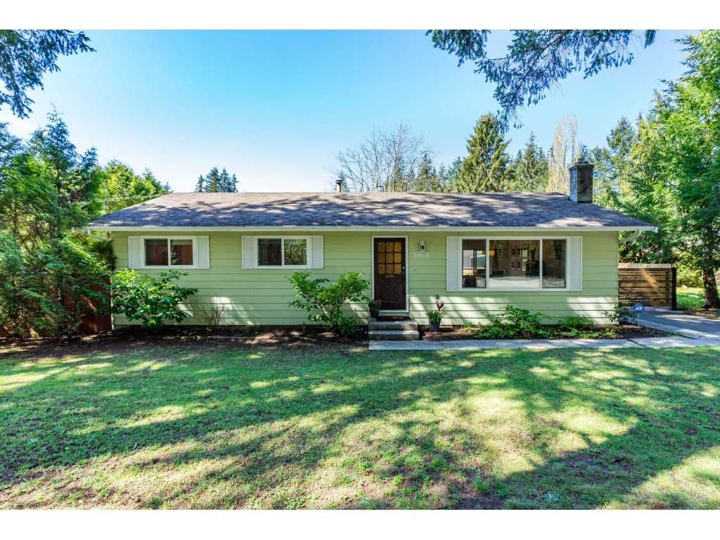 Main Photo: 3905 208 STREET in Langley: Brookswood Langley House for sale : MLS®# R2361826