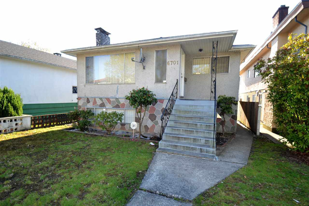 Main Photo: 6701 BUTLER Street in Vancouver: Killarney VE House for sale (Vancouver East)  : MLS®# R2363199
