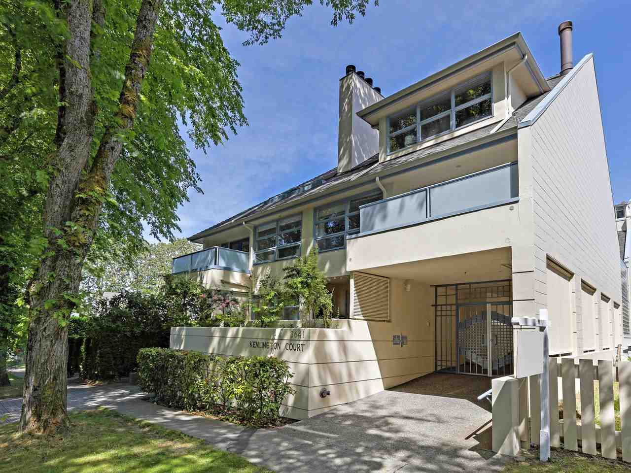 Main Photo: 201 3641 W 28TH Avenue in Vancouver: Dunbar Condo for sale (Vancouver West)  : MLS®# R2379748