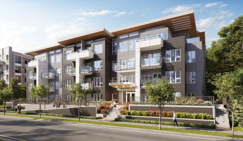 "Main Photo: 102 2356 WELCHER Avenue in Port Coquitlam: Central Pt Coquitlam Condo for sale in ""MACKENZIE PARK"" : MLS®# R2386226"
