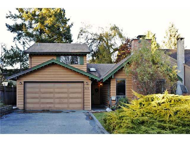 Main Photo: 925 MAYWOOD AV in Port Coquitlam: Lincoln Park PQ House for sale : MLS®# V1036749