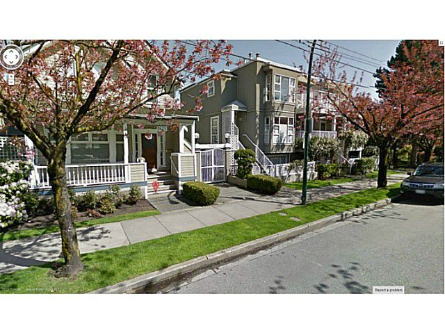 """Main Photo: 105 1333 W 7TH Avenue in Vancouver: Fairview VW Condo for sale in """"WINGATE ENCORE"""" (Vancouver West)  : MLS®# V1047981"""