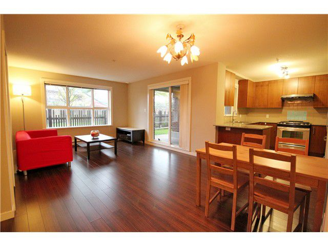 "Main Photo: 101 5885 IRMIN Street in Burnaby: Metrotown Condo for sale in ""MACPHERSON WALK"" (Burnaby South)  : MLS®# V1059761"