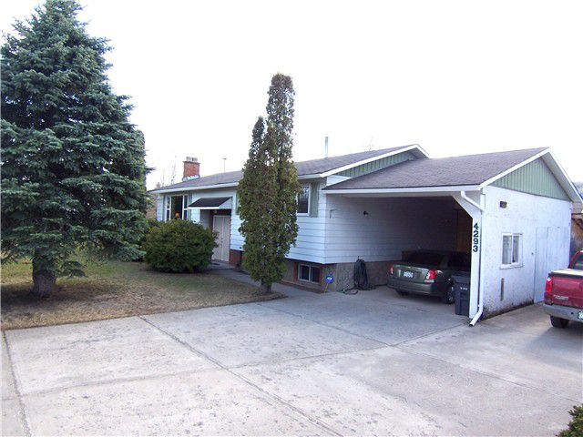 """Main Photo: 4293 PUNCHAW Crescent in Prince George: Lakewood House for sale in """"LAKEWOOD"""" (PG City West (Zone 71))  : MLS®# N235711"""