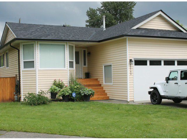 Main Photo: 22733 BALABANIAN Circle in Maple Ridge: East Central House for sale : MLS®# V1066129