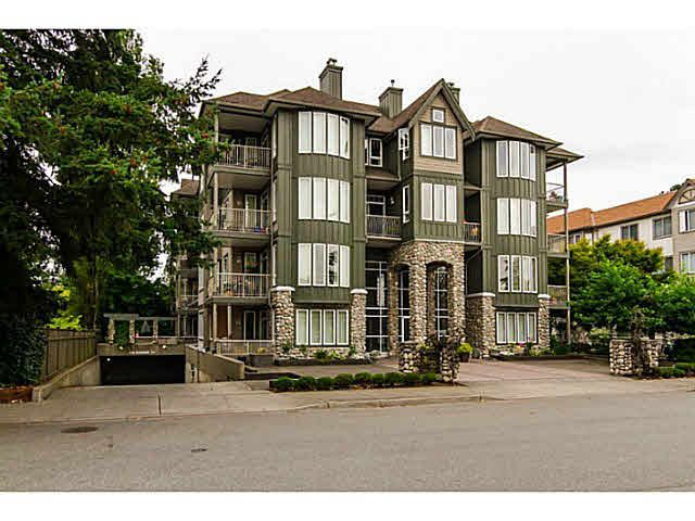"""Main Photo: 300 5475 201ST Street in Langley: Langley City Condo for sale in """"HERITAGE PARK"""" : MLS®# F1428065"""
