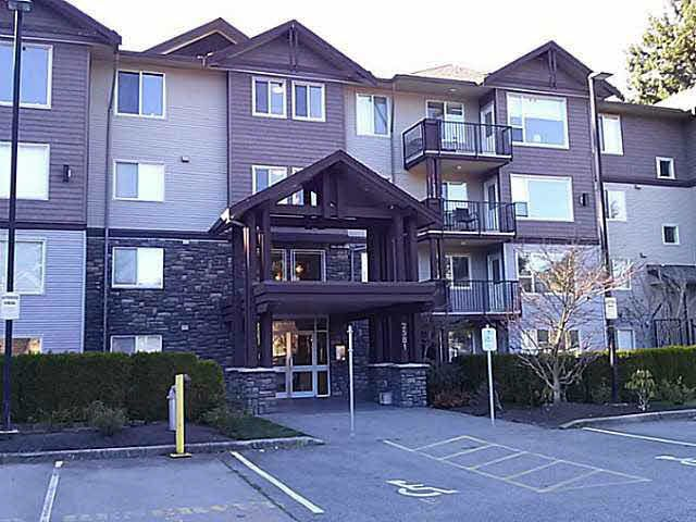 """Main Photo: 202 2581 LANGDON Street in Abbotsford: Abbotsford West Condo for sale in """"The Cobblestone"""" : MLS®# F1433936"""
