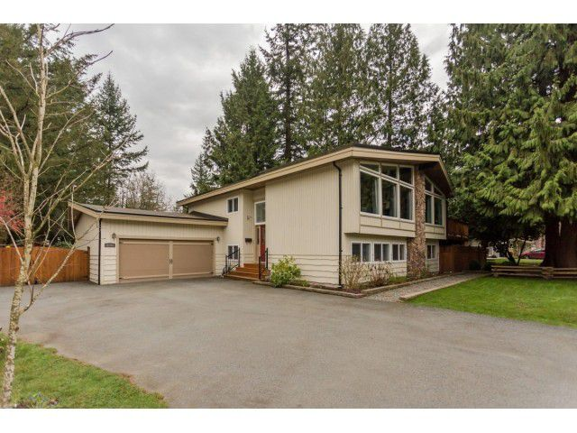 Main Photo: 4288 199A Street in Langley: Brookswood Langley House for sale : MLS®# F1435581