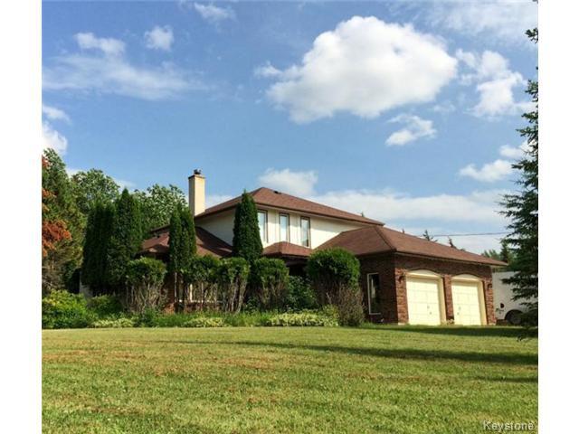 Main Photo: 68025 Deacon Road in WINNIPEG: Anola / Dugald / Hazelridge / Oakbank / Vivian Residential for sale (Winnipeg area)  : MLS®# 1506931
