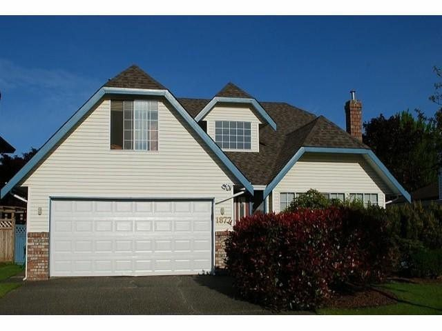 Main Photo: 1877 141A Street in Surrey: Sunnyside Park Surrey House for sale (South Surrey White Rock)  : MLS®# F1438967