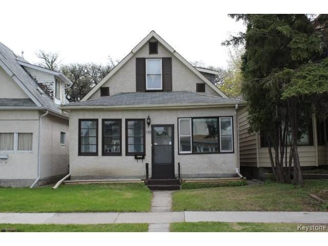 Main Photo: 155 Roseberry Street in WINNIPEG: St James Residential for sale (West Winnipeg)  : MLS®# 1512189