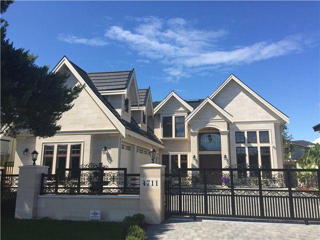 Main Photo: 4711 LARKSPUR Avenue in Richmond: Riverdale RI House for sale : MLS®# V1129586