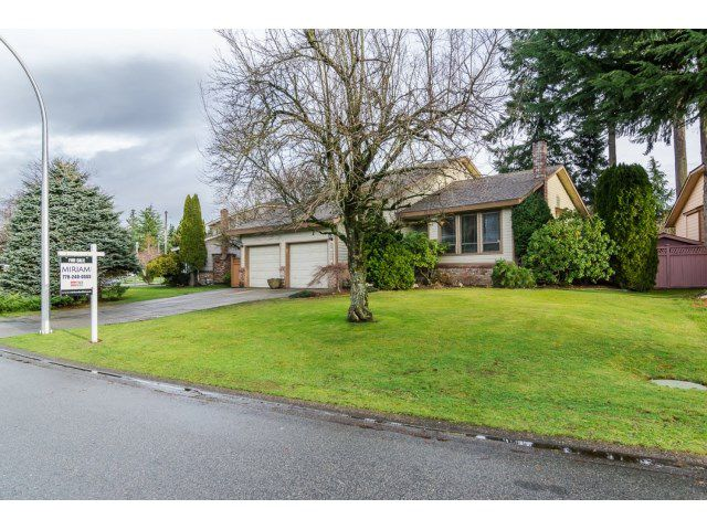 "Main Photo: 10774 FRASER GLEN Drive in Surrey: Fraser Heights House for sale in ""FRASER HEIGHTS"" (North Surrey)  : MLS®# R2019930"