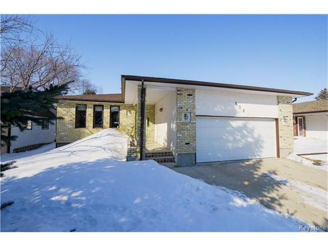 Main Photo: 626 Charleswood Road in Winnipeg: Residential for sale (1G)  : MLS®# 1704236