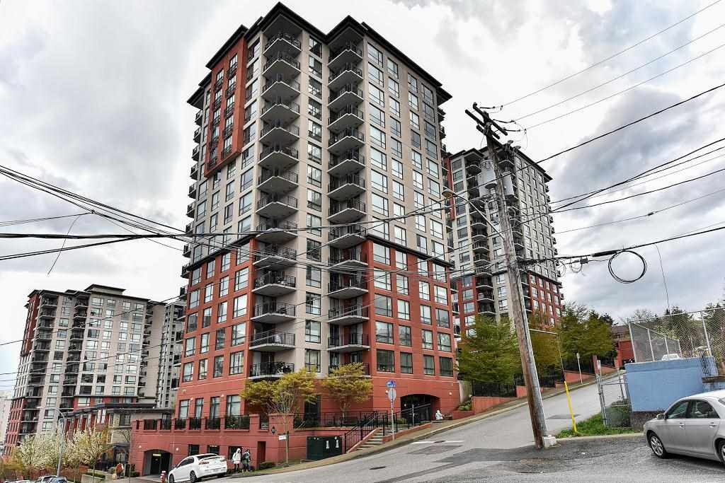 """Main Photo: 1107 813 AGNES Street in New Westminster: Downtown NW Condo for sale in """"THE NEWS"""" : MLS®# R2154103"""