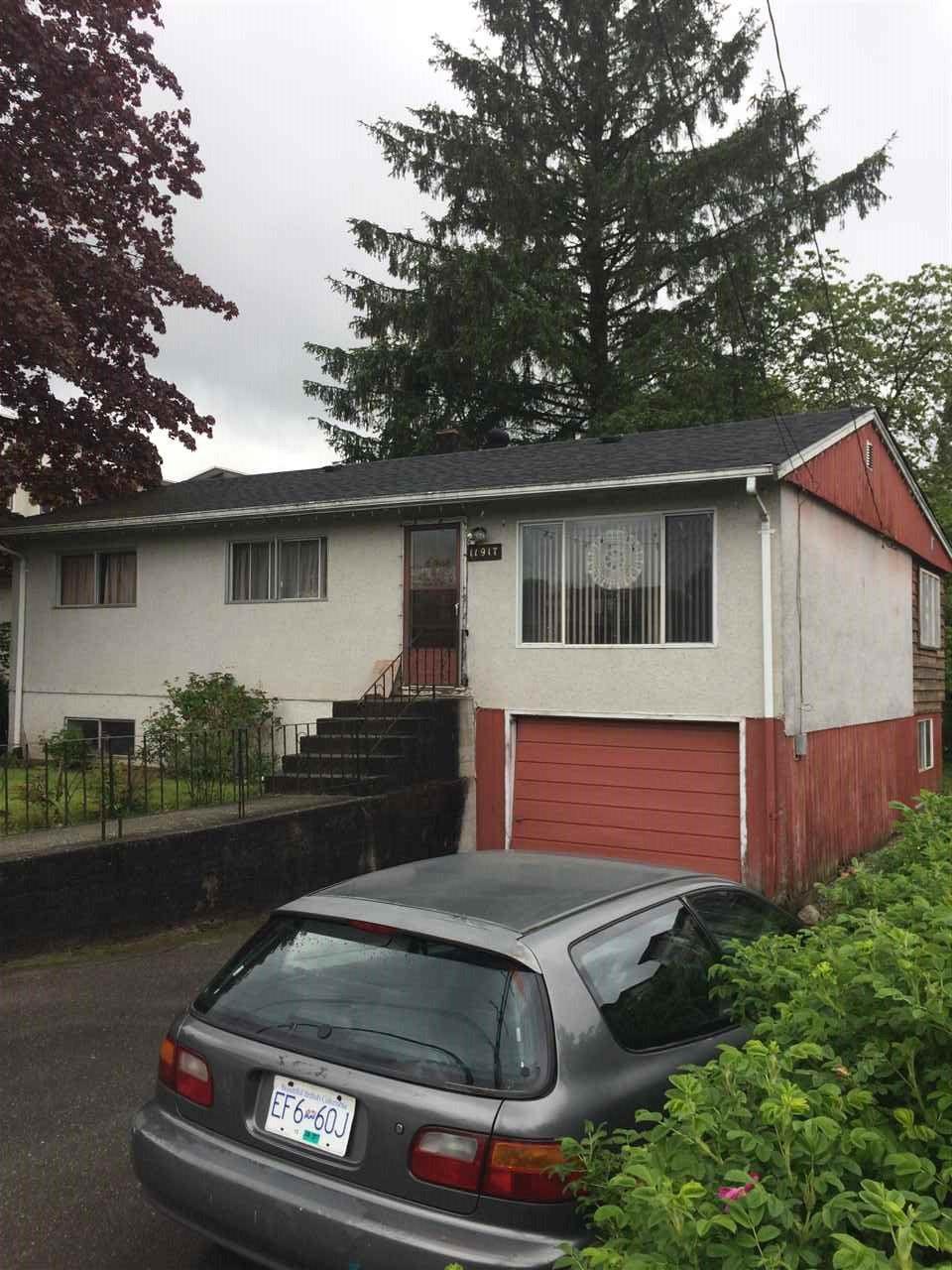Main Photo: 11917 BURNETT Street in Maple Ridge: East Central House for sale : MLS®# R2169402