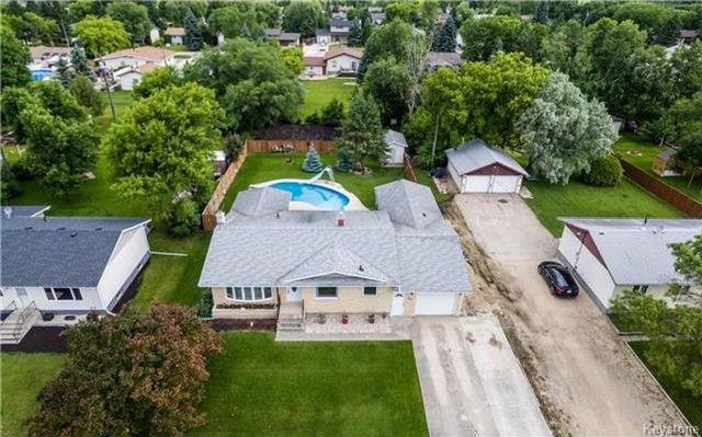 Main Photo: 487 First Avenue in Ile Des Chenes: R07 Residential for sale : MLS®# 1716286