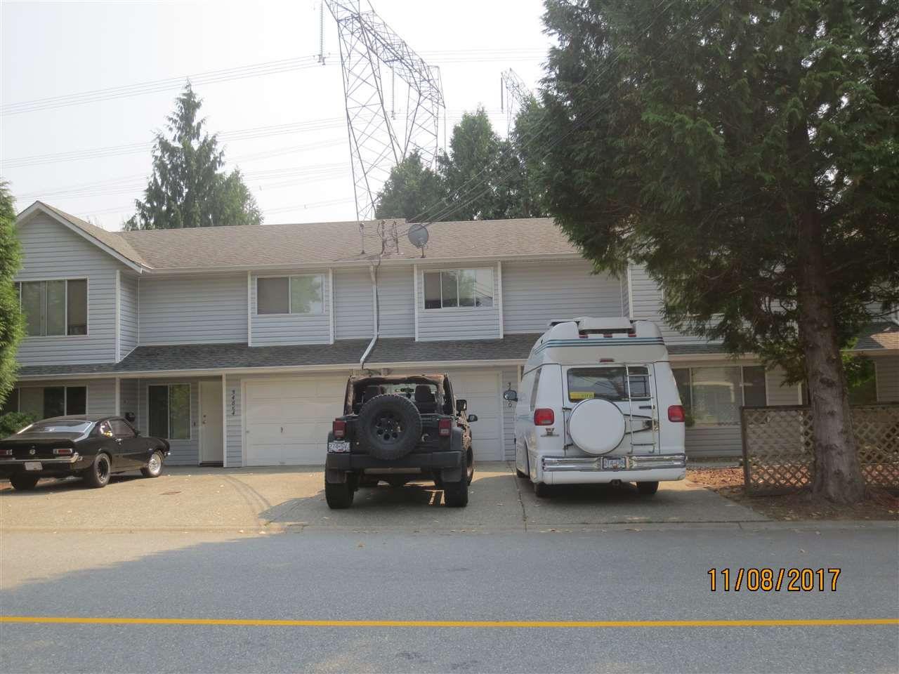 Main Photo: 34860 - 34864 HIGH Drive in Abbotsford: Abbotsford East House Duplex for sale : MLS®# R2196995