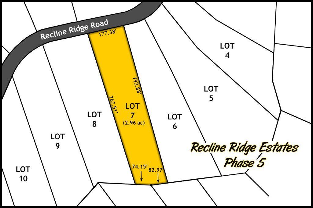 Recline Ridge Estates Phase V - Lot 7