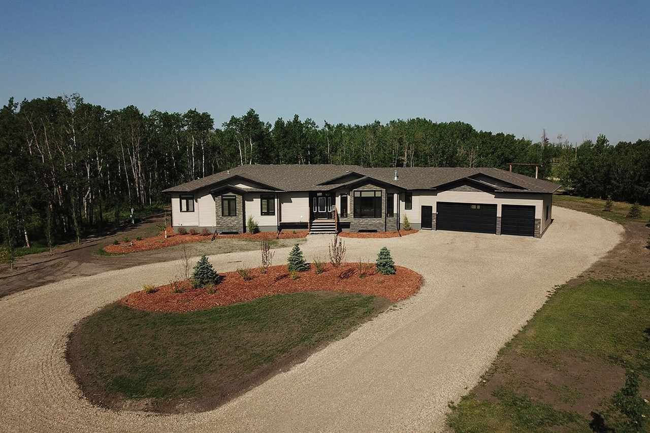 Main Photo: 20, 26555 Twp 481: Rural Leduc County House for sale : MLS®# E4113950