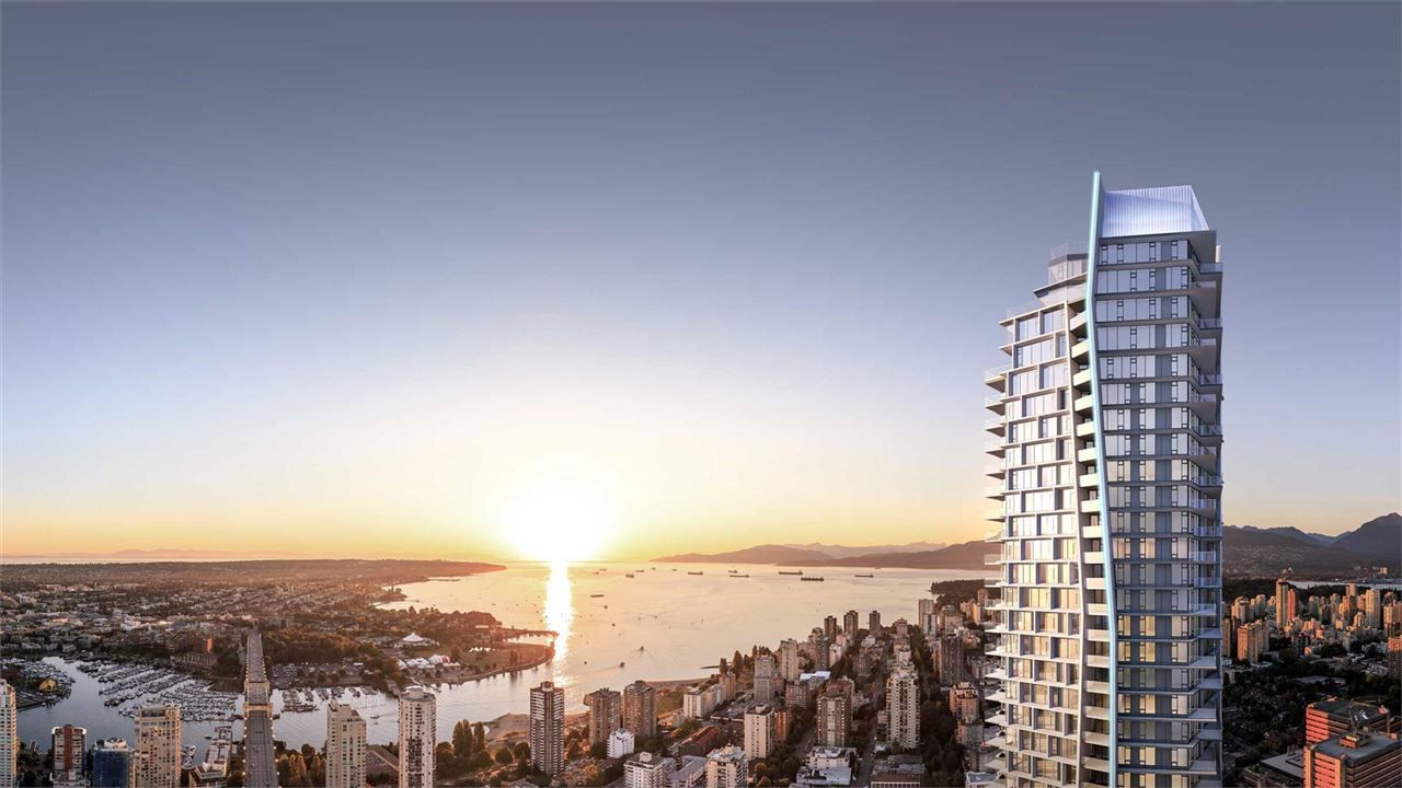 """Main Photo: 3702 1289 HORNBY Street in Vancouver: Downtown VW Condo for sale in """"BURRARD PLACE"""" (Vancouver West)  : MLS®# R2311526"""