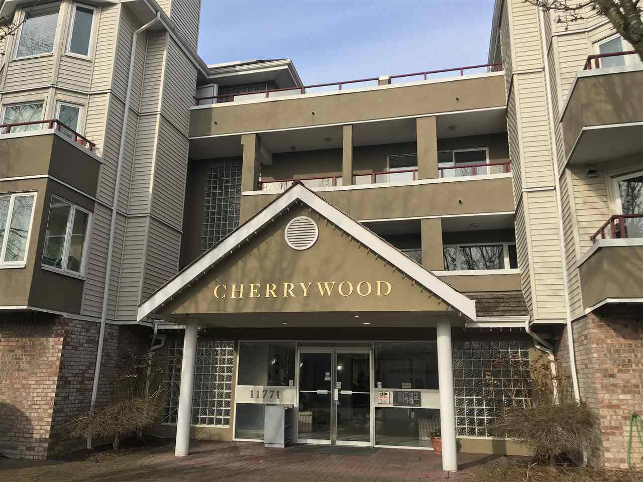 """Main Photo: 305 11771 DANIELS Road in Richmond: East Cambie Condo for sale in """"CHERRYWOOD MANOR"""" : MLS®# R2339982"""