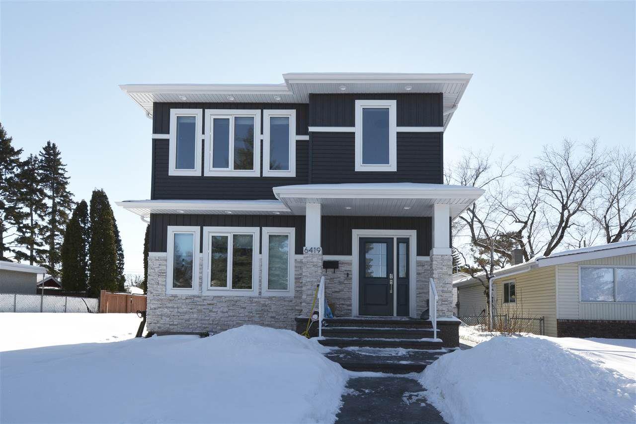 Main Photo: 6419 102A Avenue in Edmonton: Zone 19 House for sale : MLS®# E4145338