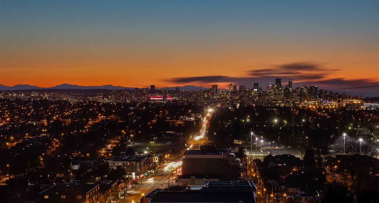 Sunset City Views