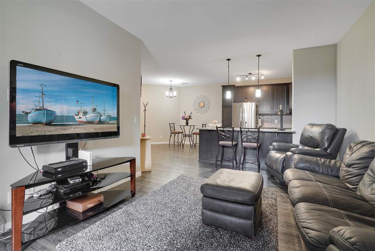 Main Photo: 223 6083 MAYNARD Way in Edmonton: Zone 14 Condo for sale : MLS®# E4157128