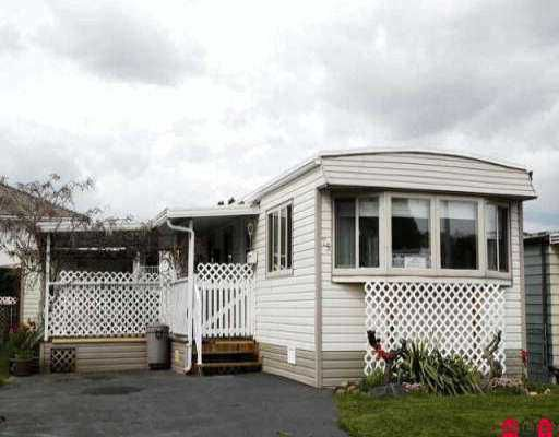 """Main Photo: 76 8254 134 ST in Surrey: Queen Mary Park Surrey Manufactured Home for sale in """"Westwood Estates"""" : MLS®# F2608326"""