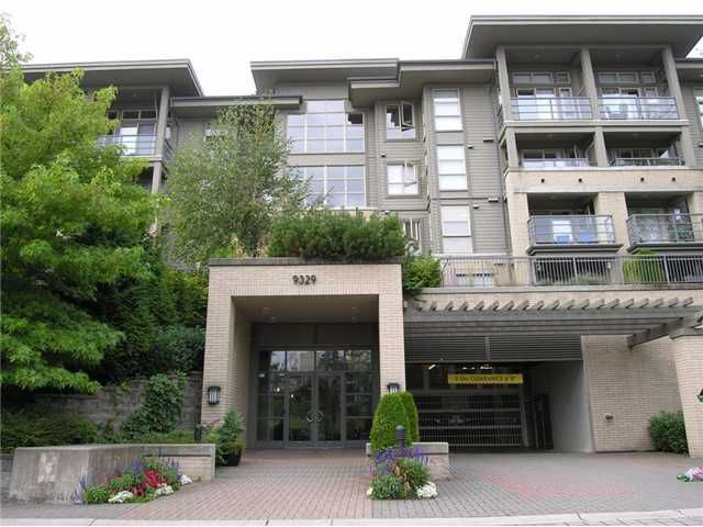 Main Photo: 108 9329 UNIVERSITY Crest in Burnaby: Simon Fraser Univer. Condo for sale (Burnaby North)  : MLS®# V972027