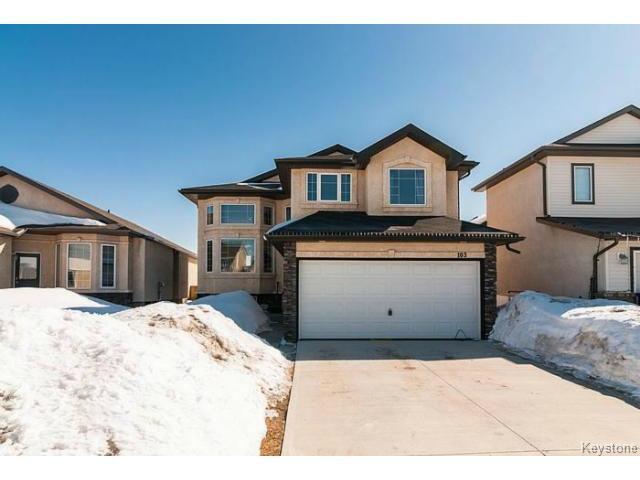 Main Photo: 103 Filbert Crescent in WINNIPEG: North Kildonan Residential for sale (North East Winnipeg)  : MLS®# 1405643