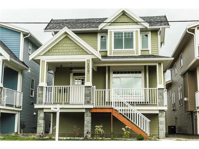 Main Photo: 1027 SALTER Street in New Westminster: Queensborough House for sale : MLS®# V1107468