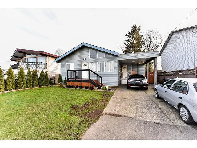 Main Photo: 12720 115B Street in Surrey: Bridgeview House for sale (North Surrey)  : MLS®# F1434187