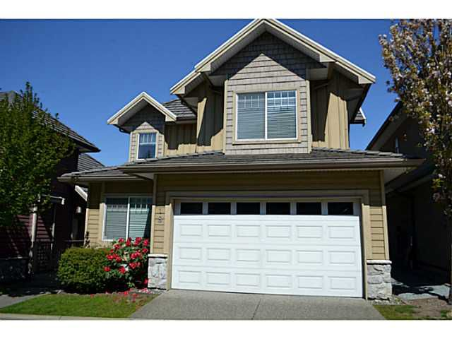 "Main Photo: 18 3363 ROSEMARY HEIGHTS Crescent in Surrey: Morgan Creek Townhouse for sale in ""ROCKWELL"" (South Surrey White Rock)  : MLS®# F1438051"