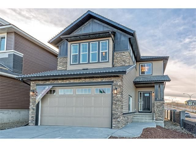 Main Photo: 577 NOLAN HILL Boulevard NW in Calgary: Nolan Hill House for sale : MLS®# C4049560