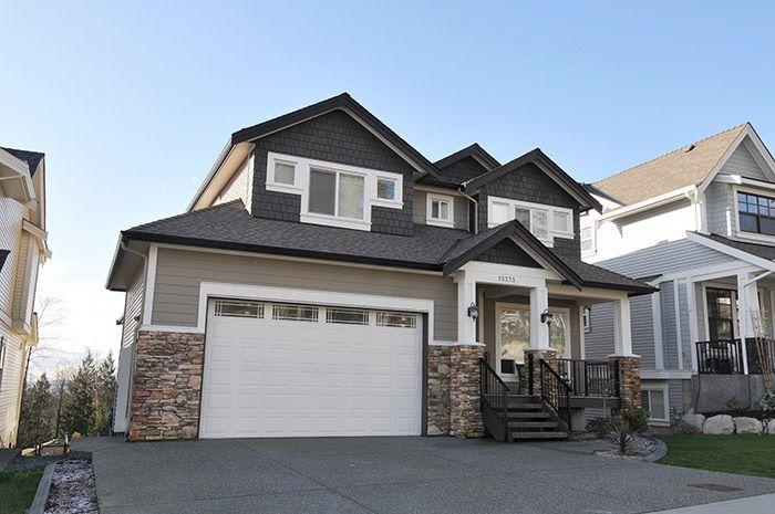 "Main Photo: 13373 235A Street in Maple Ridge: Silver Valley House for sale in ""ROCK RIDGE"" : MLS®# R2035910"