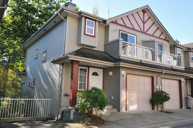 """Main Photo: 13 11229 232 Street in Maple Ridge: East Central Townhouse for sale in """"FOXFIELD"""" : MLS®# R2064376"""