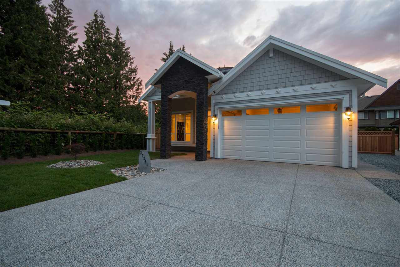 "Main Photo: 27241 33B Avenue in Langley: Aldergrove Langley House for sale in ""Stone Bridge Estates"" : MLS®# R2092550"