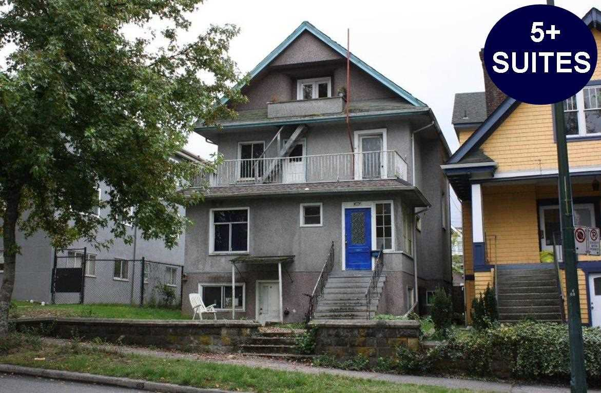 Main Photo: 1862 VENABLES Street in Vancouver: Grandview VE House for sale (Vancouver East)  : MLS®# R2115035