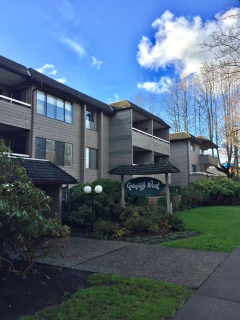 """Main Photo: 205 1770 W 12TH Avenue in Vancouver: Fairview VW Condo for sale in """"GRANVILLE WEST"""" (Vancouver West)  : MLS®# R2126313"""