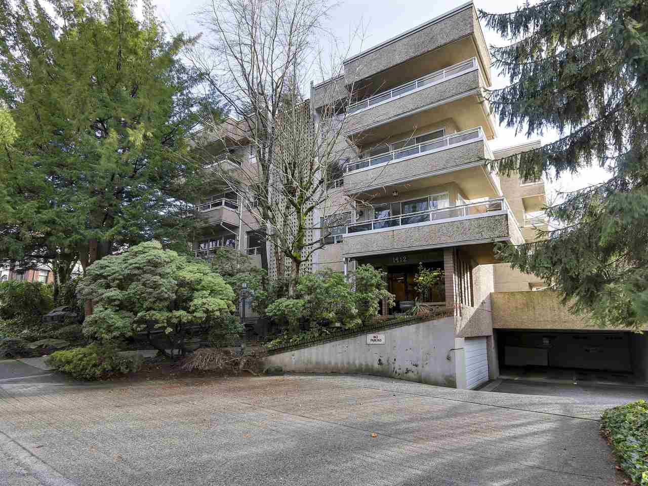 """Main Photo: 306 1412 W 14TH Avenue in Vancouver: Fairview VW Condo for sale in """"Landmark Sunset"""" (Vancouver West)  : MLS®# R2133238"""