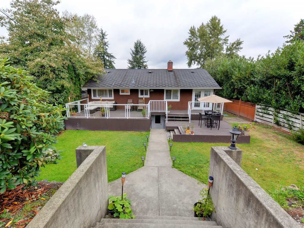 Main Photo: 7276 INLET Drive in Burnaby: Westridge BN House for sale (Burnaby North)  : MLS®# R2146355