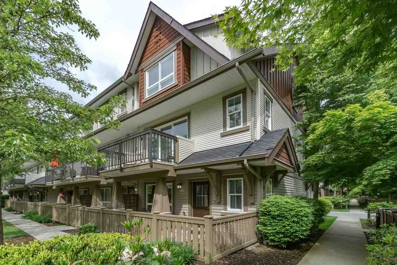 """Main Photo: 96 7155 189 Street in Surrey: Clayton Townhouse for sale in """"Bacara"""" (Cloverdale)  : MLS®# R2168408"""